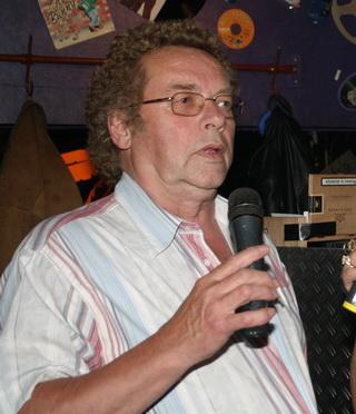 Presentator Karaoke